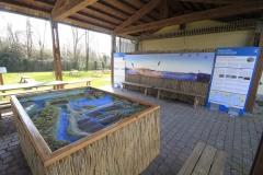 Centro visite della Riserva naturale Valle Cavanata