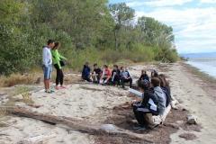 Didactics in the Cavanata Valley Nature Reserve